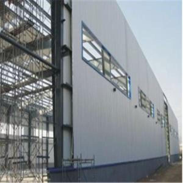 Low Cost and High Quality Prefabricated Steel Building (JDCC Prefabricated Steel Buildings #1 image