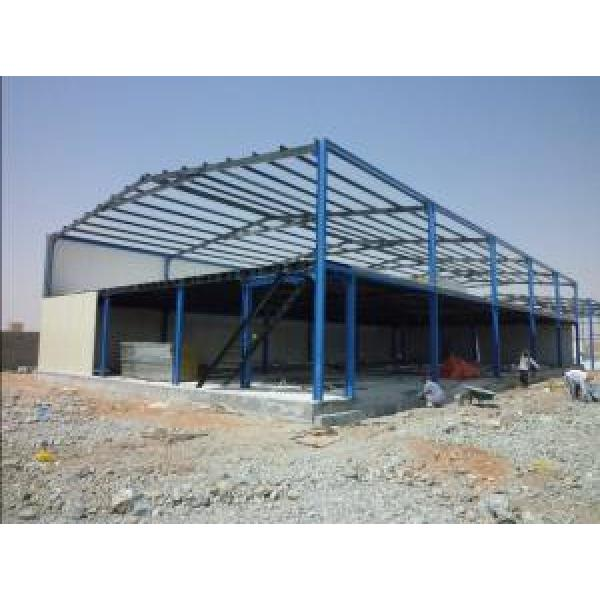 Structure Pre Fabricated Steel Buildings #1 image