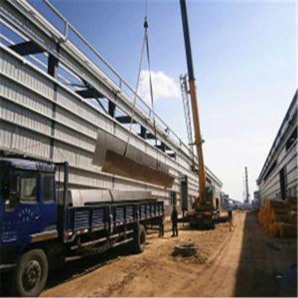 Prefabricated Steel Structure Shed Building Prefabricated Steel Buildings #1 image