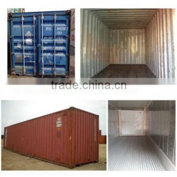 China price container house cost from container yard #1 image