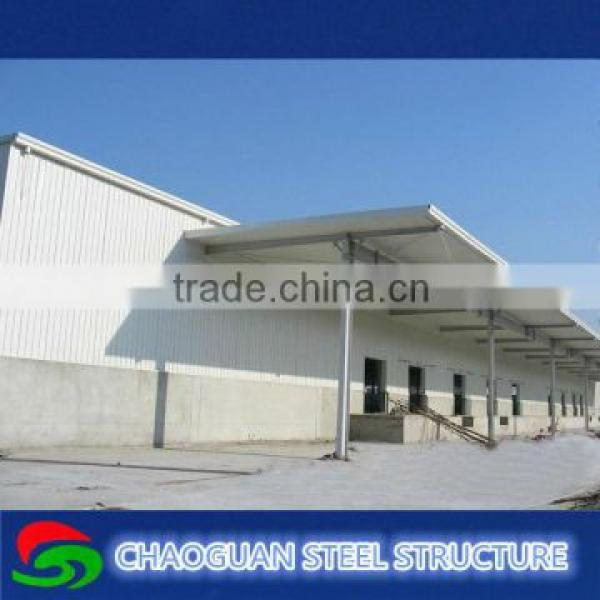 Light frame galvanized steel structure dome warehouse #2 image