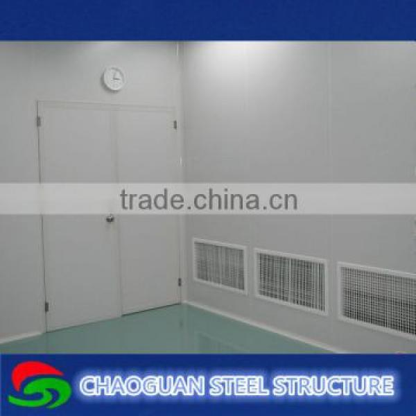 Light frame galvanized steel structure dome warehouse #4 image